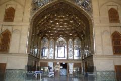 Chehel Sotun - Museum Entrance