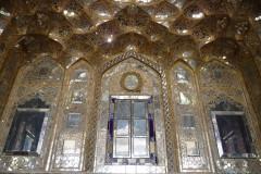 Chehel Sotun - Museum Entrance Ceiling