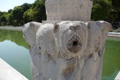 Chehel Sotun - Figure Stone