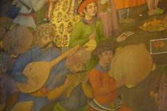 Chehel Sotun - Museum - Painting
