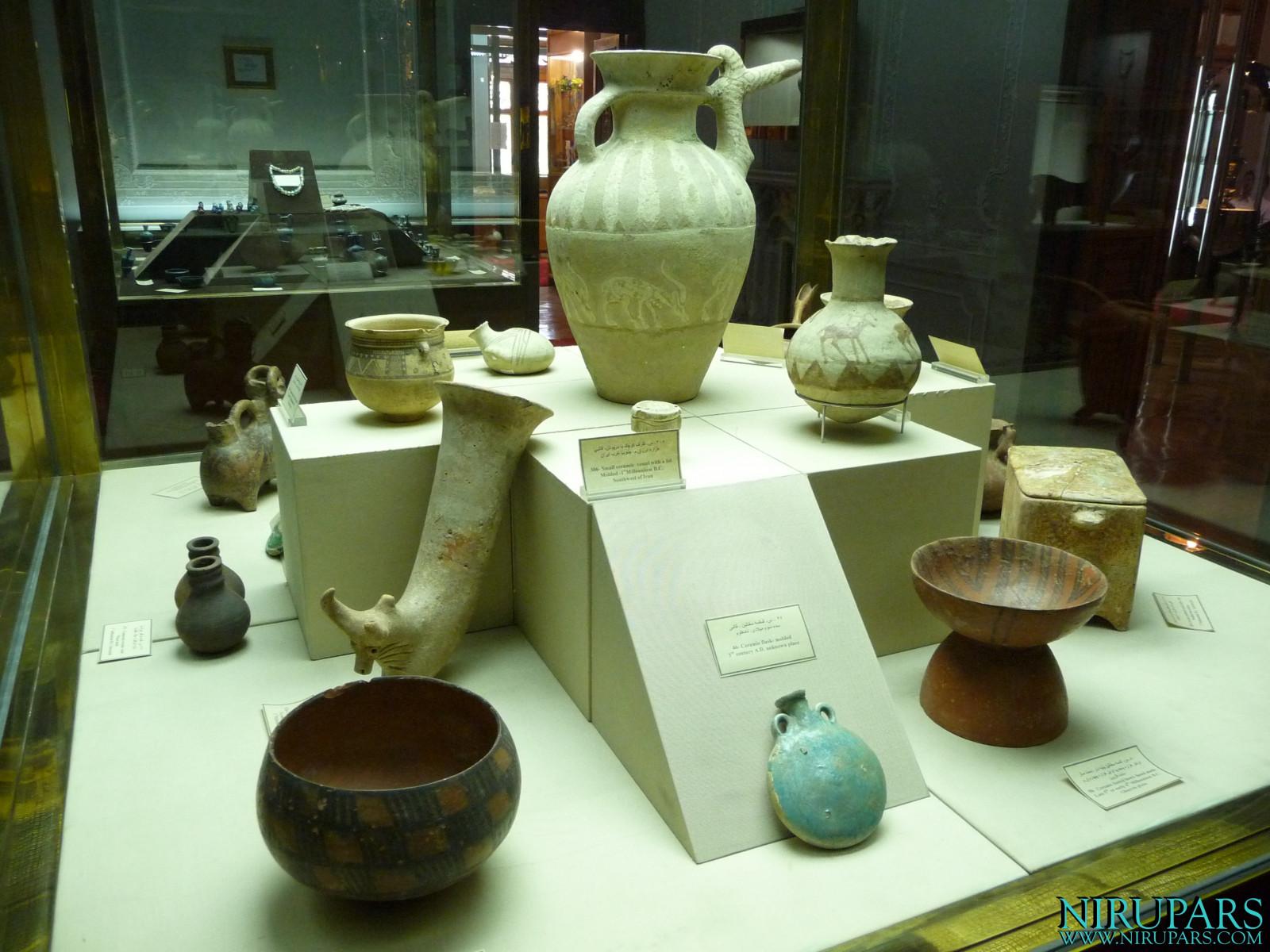 Glassware and Ceramic Museum - Bowls Vessels Ceramic