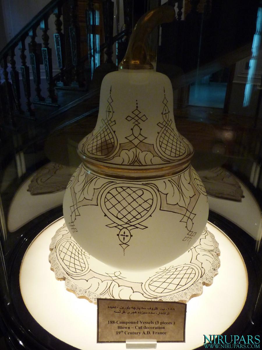 Glassware and Ceramic Museum - Vessel Glass