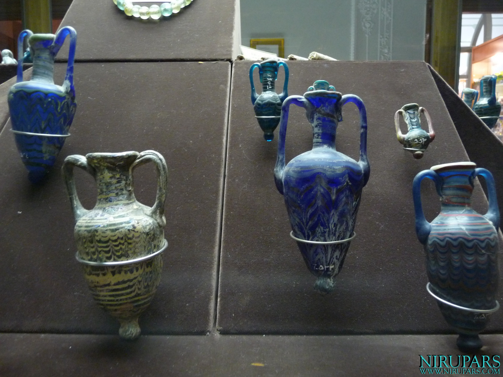 Glassware and Ceramic Museum - Vessels Glass