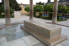 Hafezieh - Tombstone
