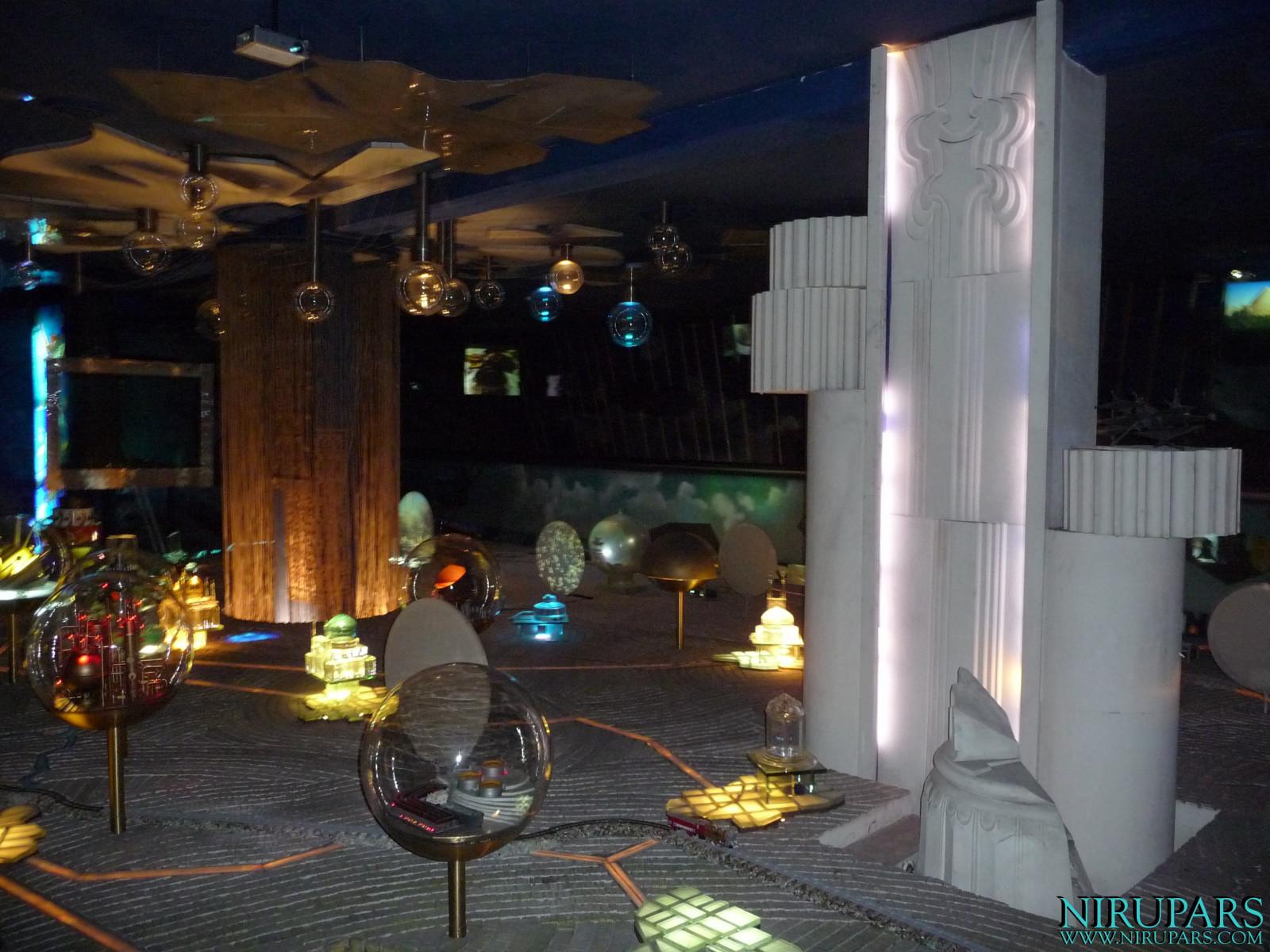 Meydan-e Azadi - Museum