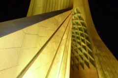 Meydan-e Azadi - Night Yellow