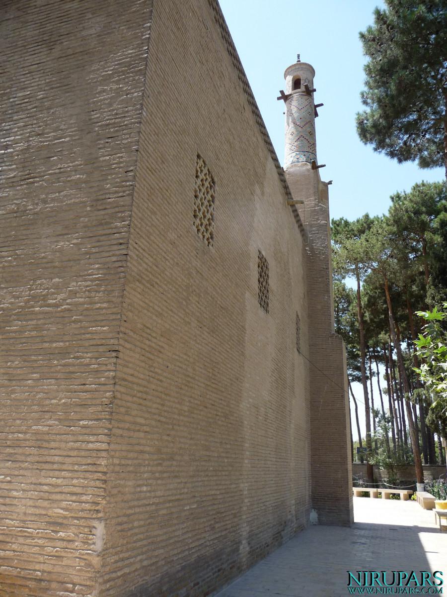 Monar Jonban - Building Leftside