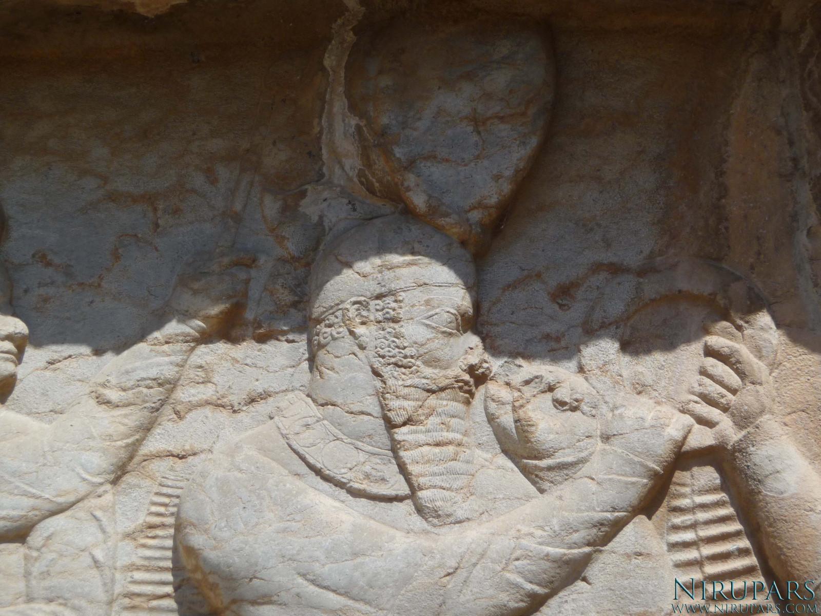 Naqsh-e Rajab - Ardashir I