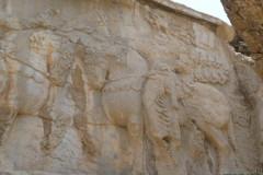 Naqsh-e Rajab - Ahura Mazda