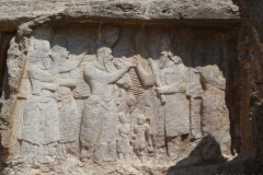Naqsh-e Rajab - Ardashir I - Ahura Mazda