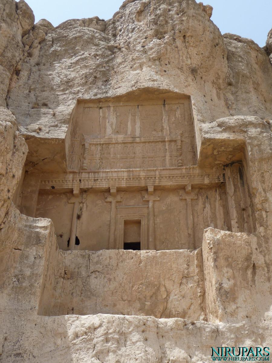 Naqsh-e Rostam - Tomb Artaxerxes I