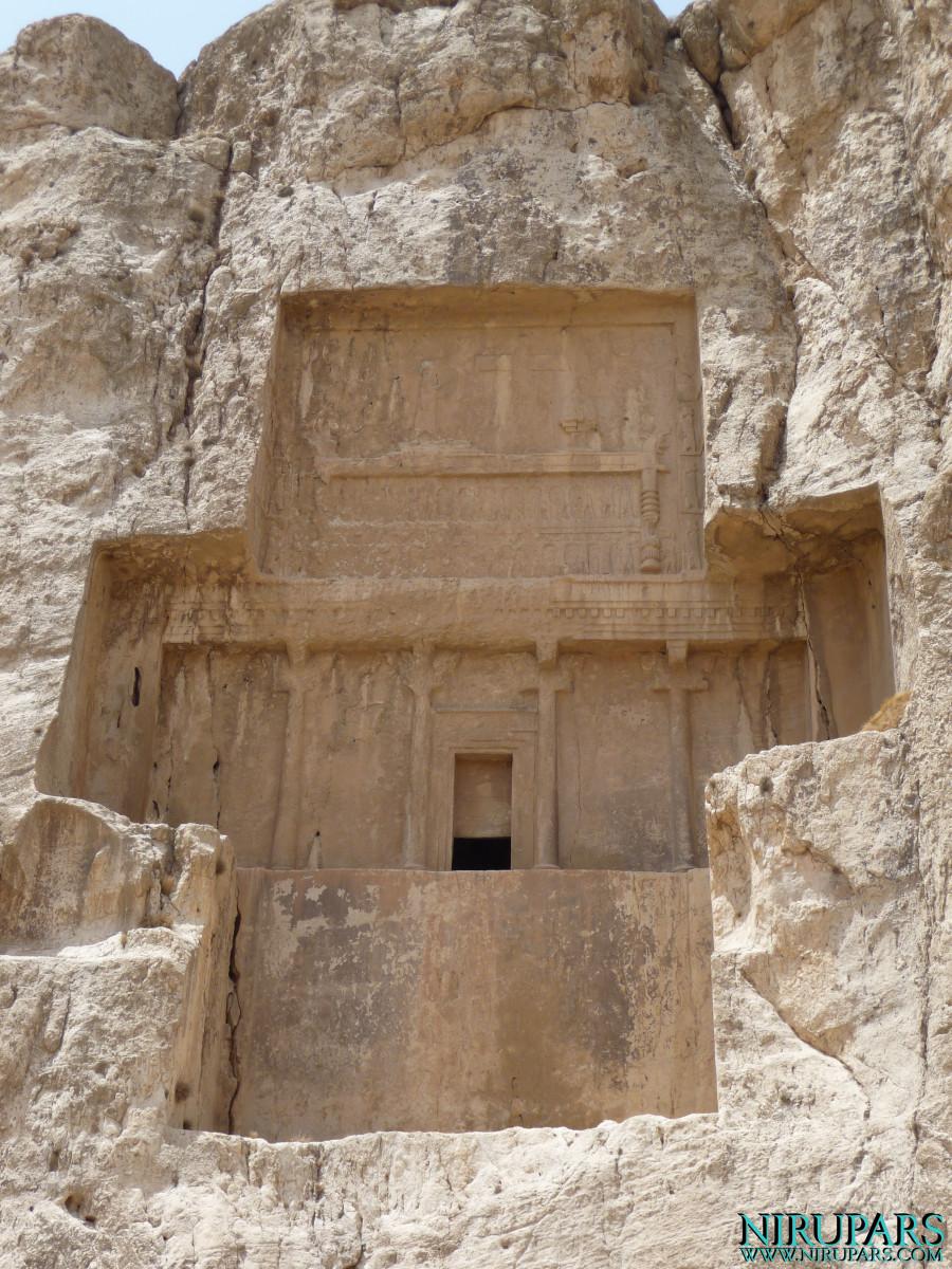 Naqsh-e Rostam - Tomb Darius II