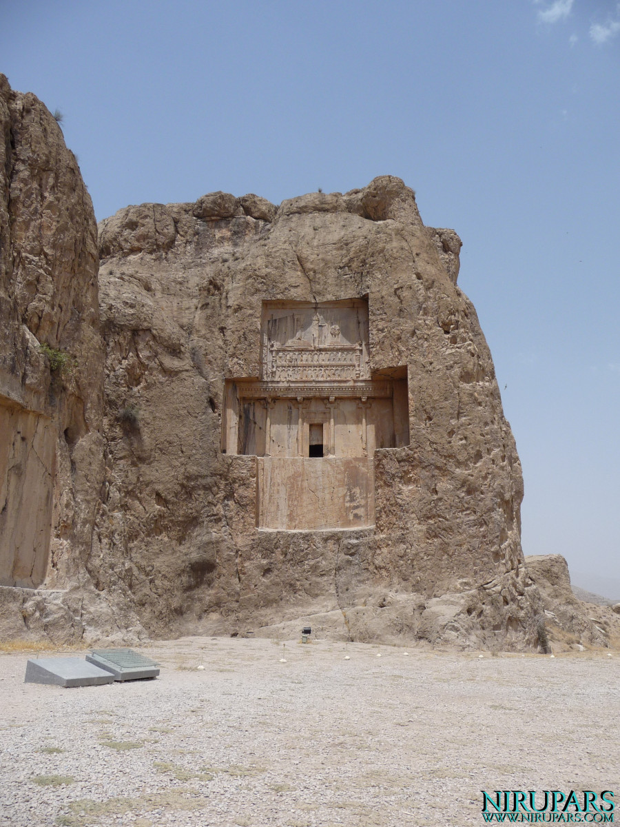 Naqsh-e Rostam - Tomb Xerxes the Great