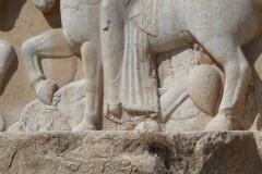 Naqsh-e Rostam - Relief - Ahriman