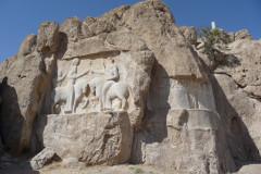 Naqsh-e Rostam - Reliefs - Ardashir I - Bahram II