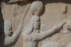 Naqsh-e Rostam - Relief - Ardashir the Great