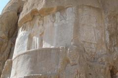 Naqsh-e Rostam - Relief - Bahram II - Elamite relief
