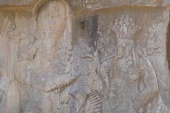 Naqsh-e Rostam - Relief - Narseh