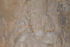 Naqsh-e Rostam - Relief - Shapur the Great - Mobed Kartir