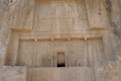 Naqsh-e Rostam - Tomb Darius the Great