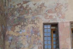 Naqsh-e Jahan - Bazaar - Entrance Painting