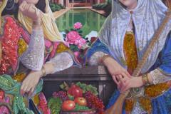 Naqsh-e Jahan - Bazaar - Painting