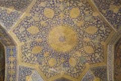 Naqsh-e Jahan - Ceiling Painting
