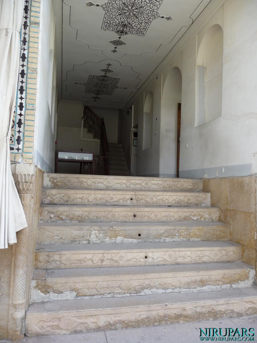 Naranjestan-e Qavam - Entrance
