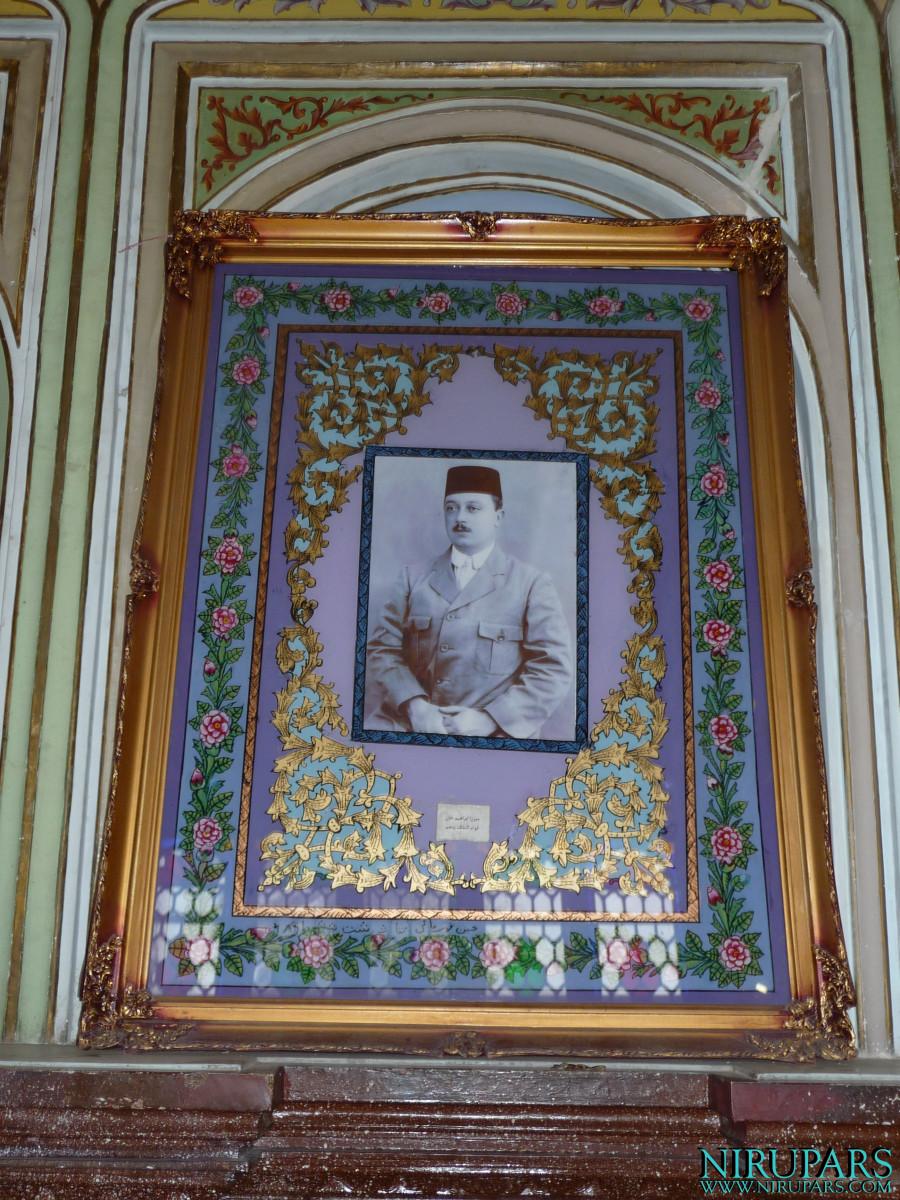 Naranjestan-e Qavam - Exhibition - Picture_ Mirza Ebrahim Khan