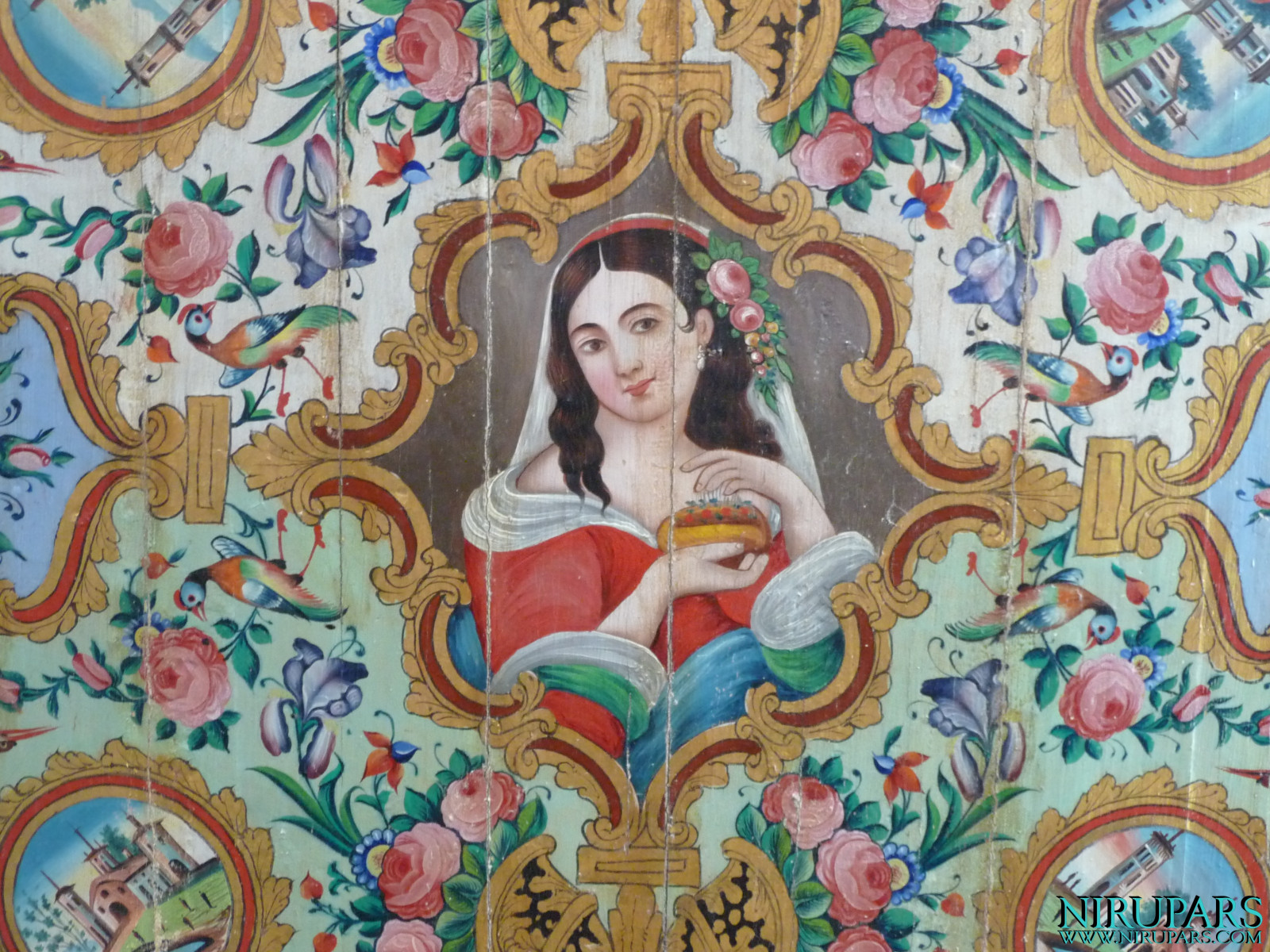 Naranjestan-e Qavam - Exhibition - Miniature Painting