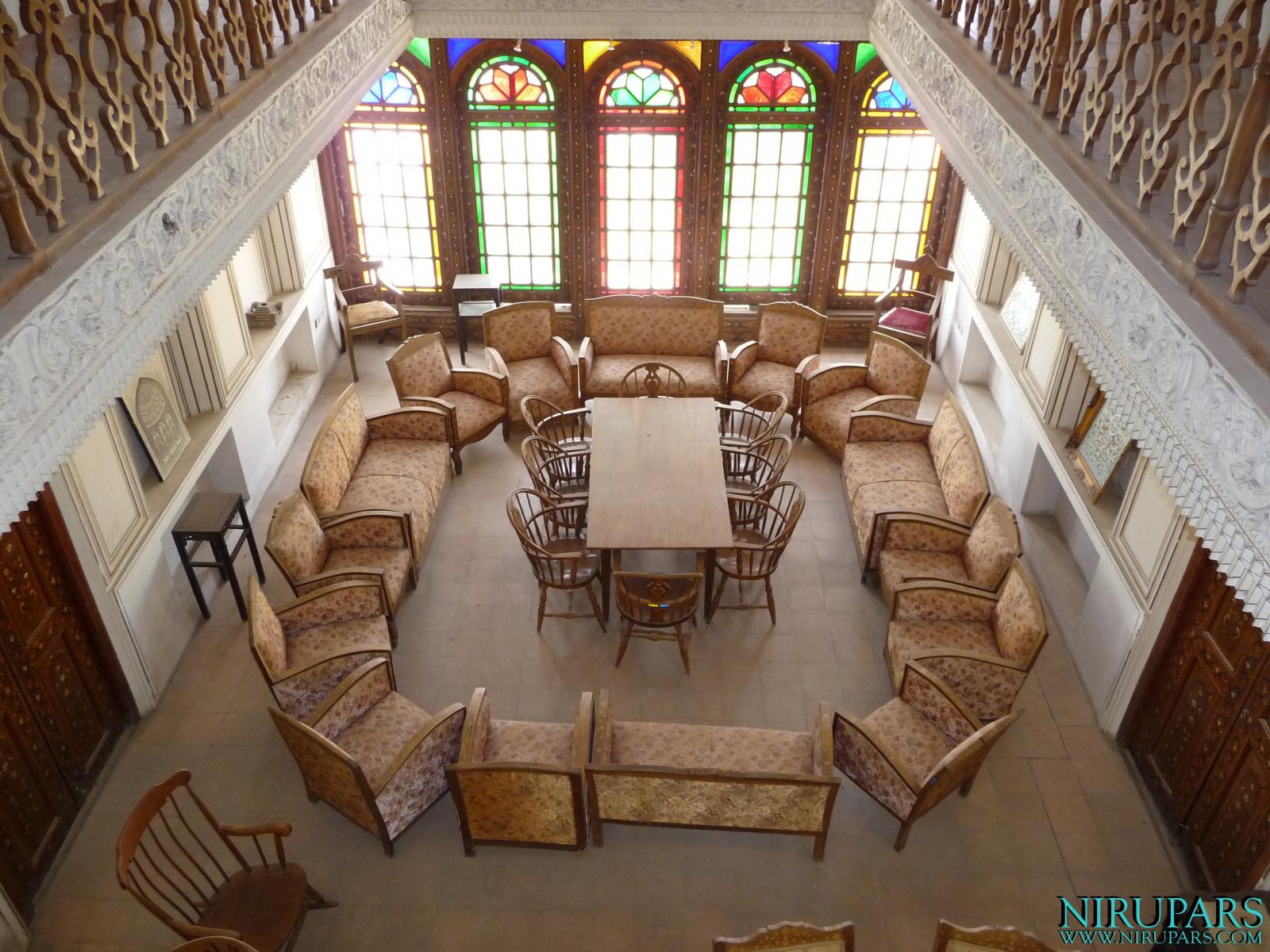 Naranjestan-e Qavam - Guestroom