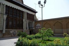 Naranjestan-e Qavam - Building