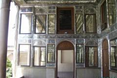 Naranjestan-e Qavam - Terrace
