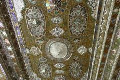 Naranjestan-e Qavam - Terrace ceiling