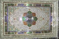 Naranjestan-e Qavam - Glasroom ceiling