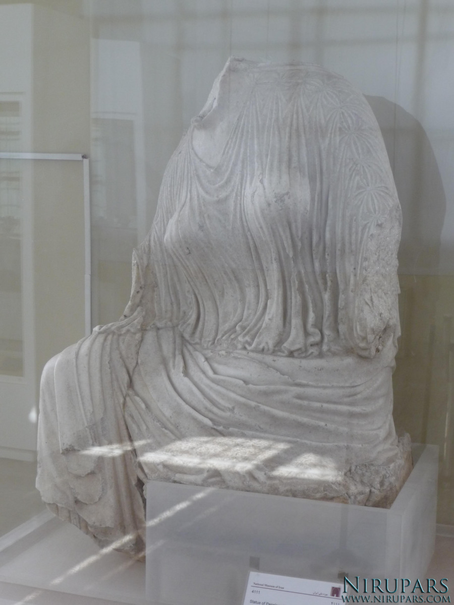 National Museum of Iran - Marble - Statue Penelope