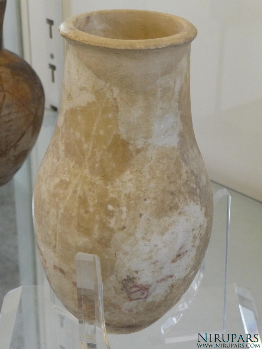 National Museum of Iran - Marble - Vessel
