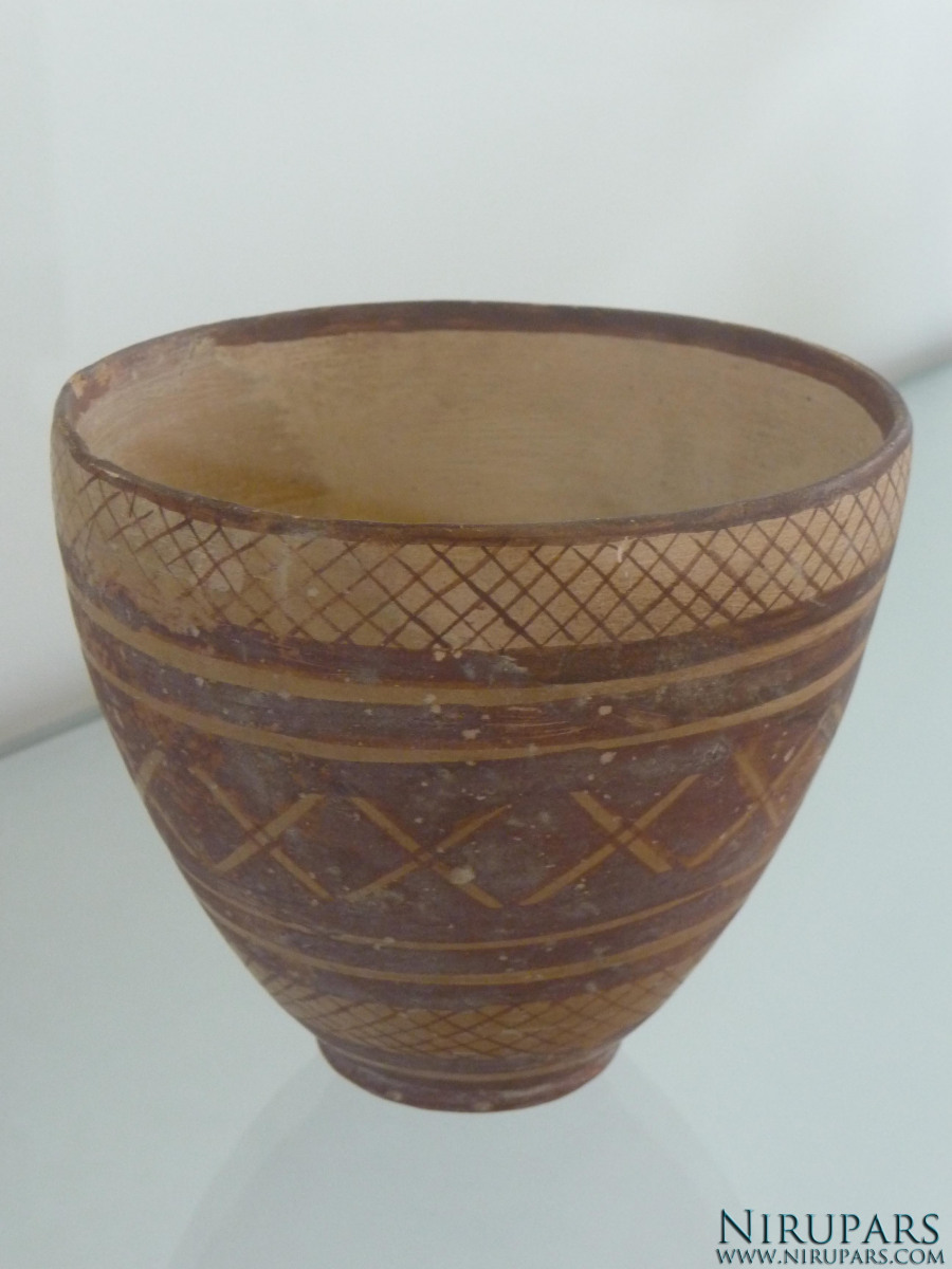 National Museum of Iran - Pottery Cup