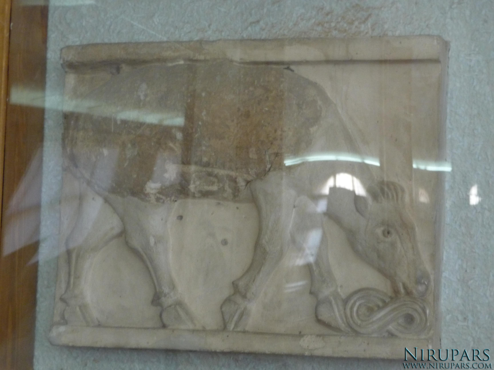 National Museum of Iran - Relief Animal