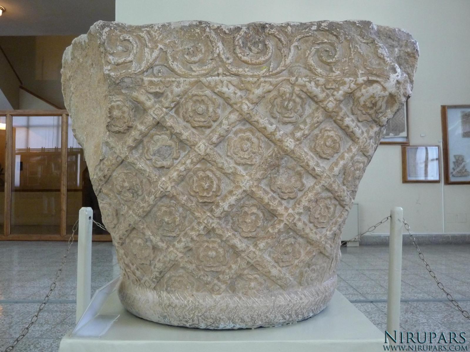 National Museum of Iran - Stone Capital