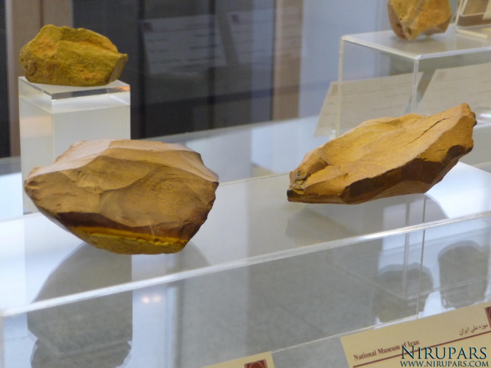 National Museum of Iran - Stone Tools - Axe