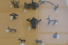 National Museum of Iran - Bronze Animal Figurines