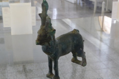 National Museum of Iran - Bronze Deer Figurine