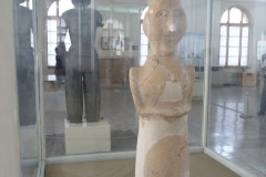 National Museum of Iran - Ceramic Statue
