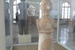 National Museum of Iran - Ceramic Statue