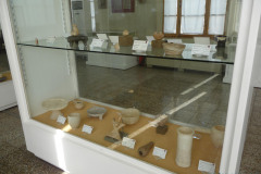 National Museum of Iran - Display Window - Ancient Vessels
