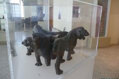 National Museum of Iran - Lion Figurines