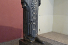 National Museum of Iran - Granite Statue - Darius the Great