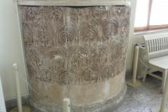 National Museum of Iran - Gypsum Relief