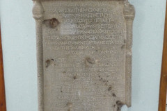 National Museum of Iran - Inscription Stone Tablet